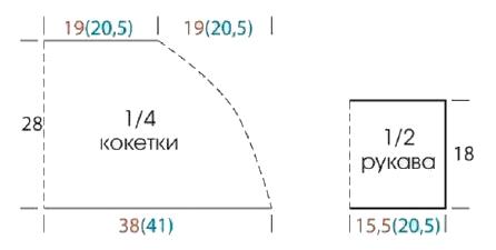vyazanoe bolero kryuchkom iz angoryi vykrojka - Вязаное болеро крючком схемы и описание для женщин