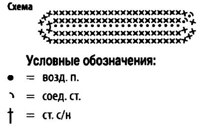 vyazanaya sumka iz lentochnoj pryazhi kryuchkom shema - Вязаные сумки крючком