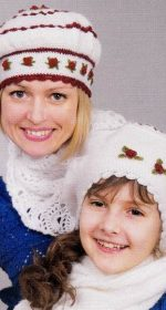 kak svyazat shapku kryuchkom 150x280 - Вязаная шапка крючком женская