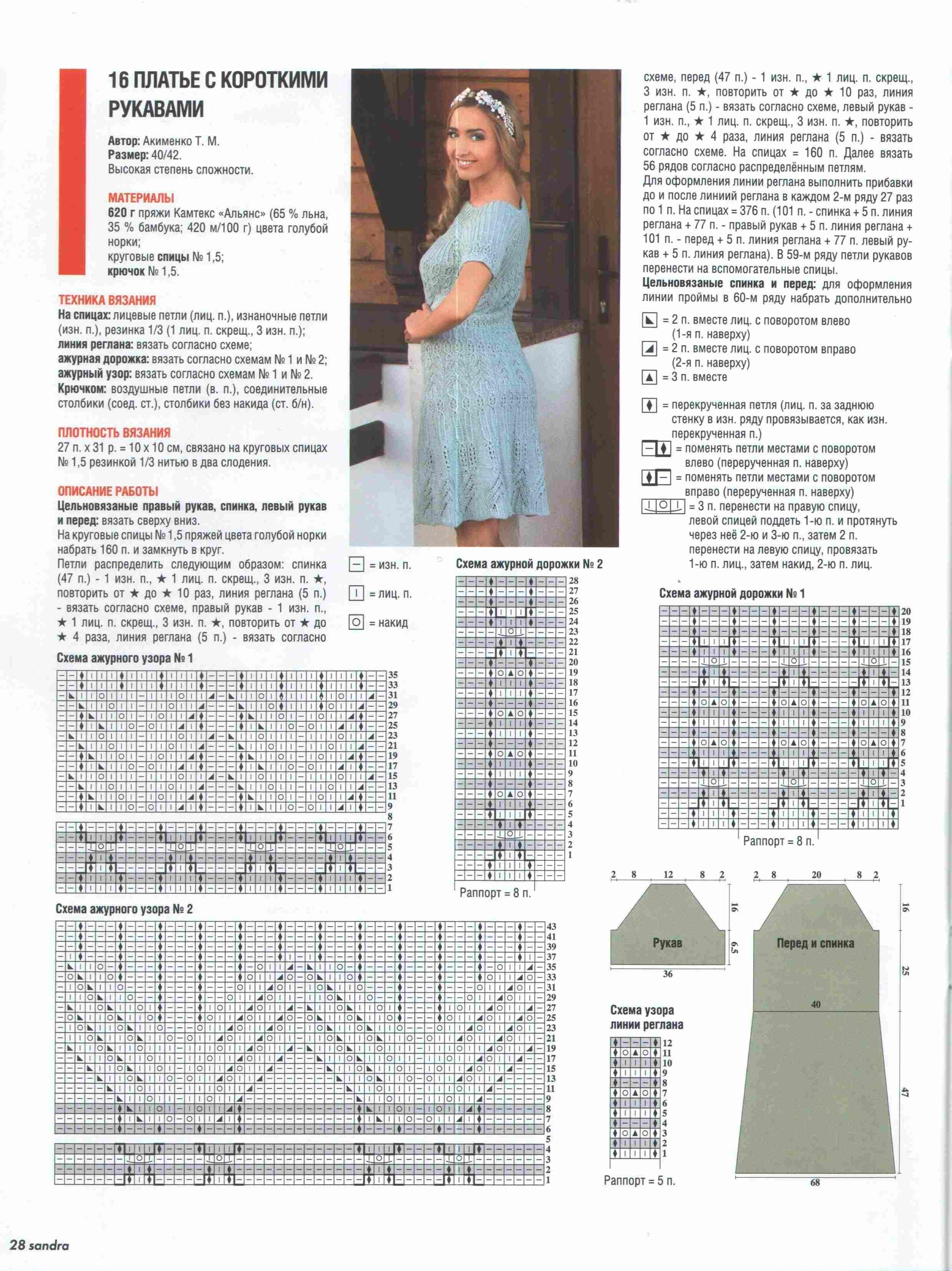 Поиск на Постиле: платья спицами реглан 46