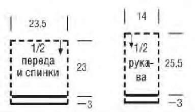azhurnyj pulover spicami vykrojka - Вязаный ажурный пуловер спицами схемы и описание
