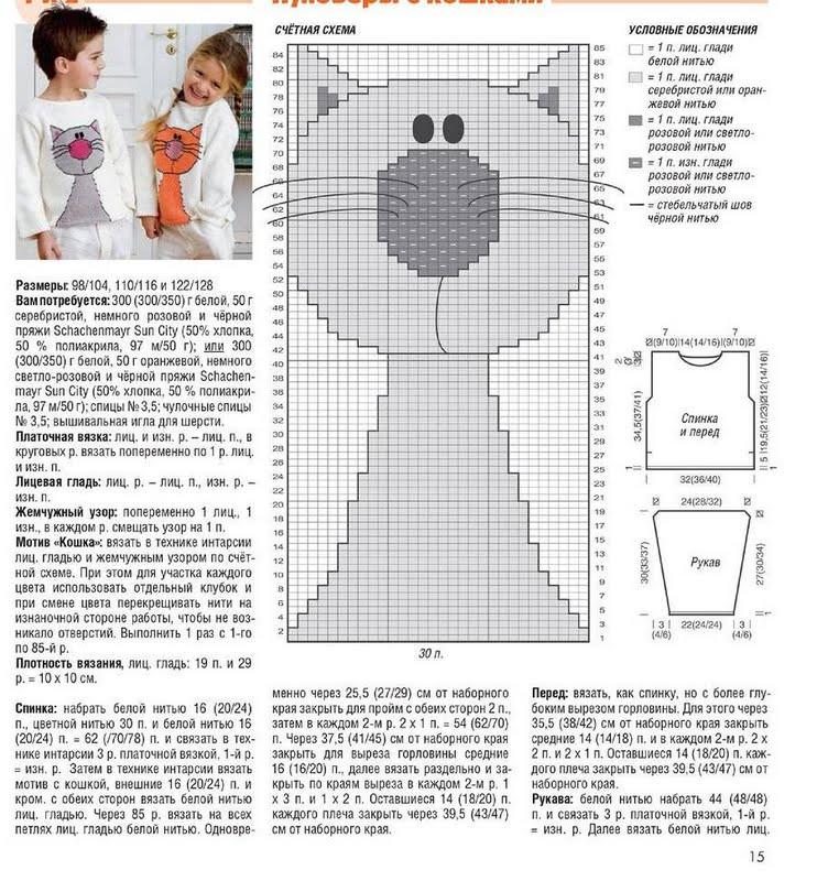 Вязание для детей спицами схемы и узоры 7616
