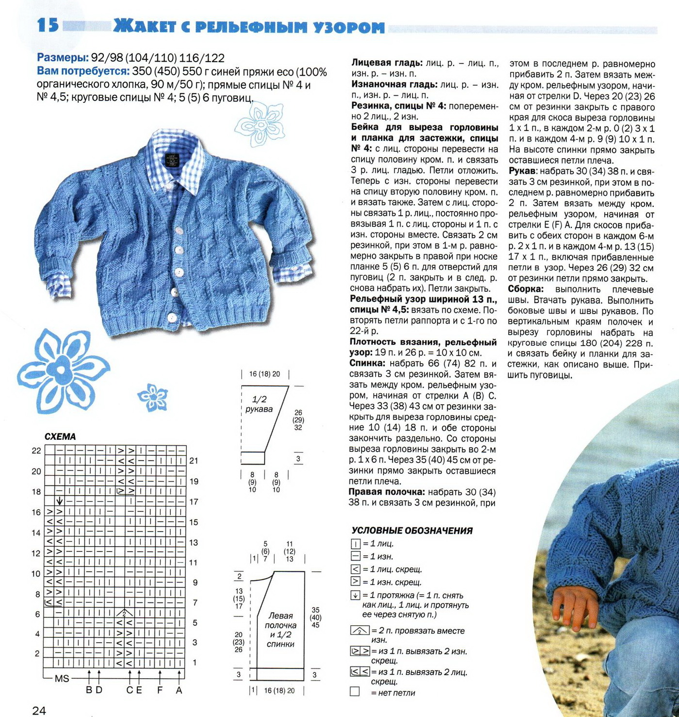 вязание детям до года спицами фото схемы отображаются