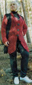 kardigan iz lentochnogo kruzheva krjuchkom 113x300 - Вязаный кардиган крючком для женщин