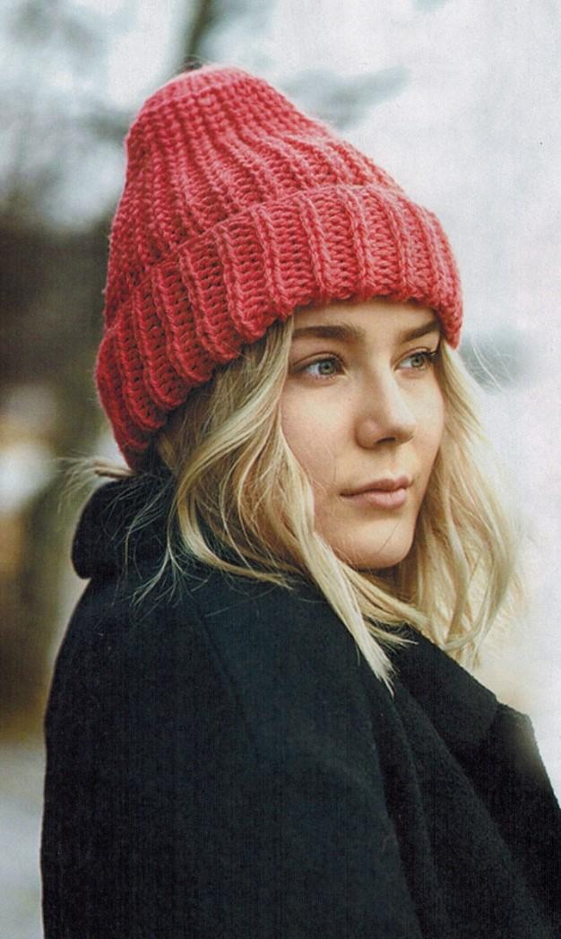 шапка резинкой вязание шапок резинками